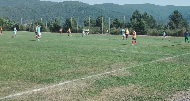 Lecce: 14 gol nella seconda amichevole. Altre 3 reti di Persano