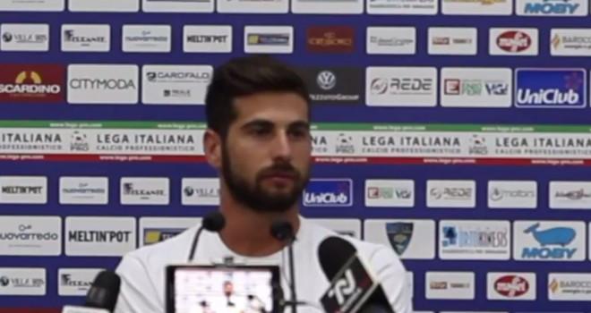 UFFICIALE: Gianluca Turchetta in prestito alla Casertana