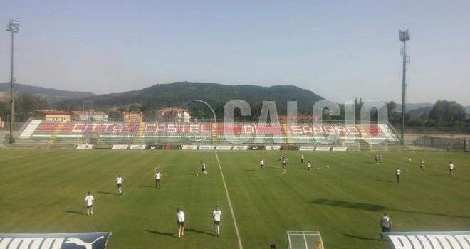 LIVE - Diretta testuale Foggia-Castello 2000: 5-1. Partita finita