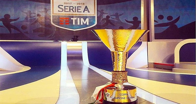 DIRETTA VIDEO - Serie A 2017/18, la cerimonia del calendario