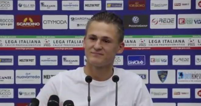 Lecce: Megelaitis e Dubickas riconvocati in nazionale Under 21