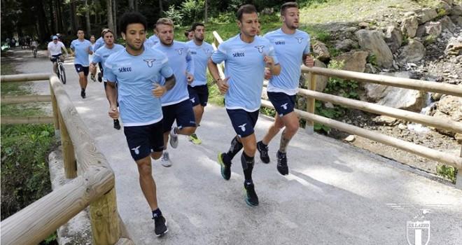 Preparazione Atletica S.S.Lazio