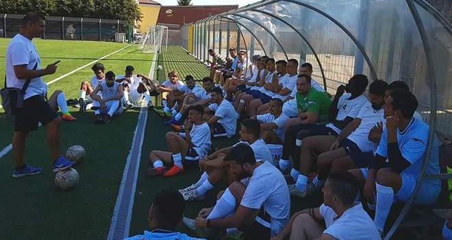 Equipe Campania, primo giorno a Baronissi: oltre 30 i giocatori