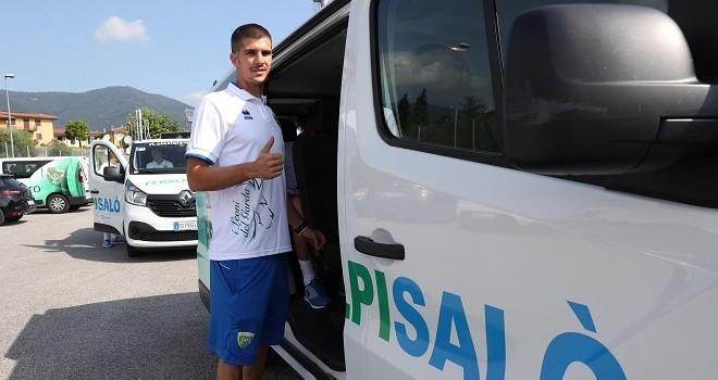 Feralpisalò, in difesa prende Paolo Marchi