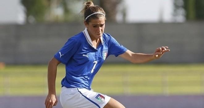 Valentina Bergamaschi indosserà il prossimo anno la maglia ...