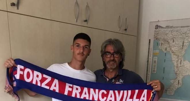 Francavilla, arriva l'under Menna dal Pomigliano