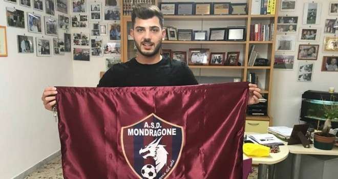 Daniele Parente, Mondragone