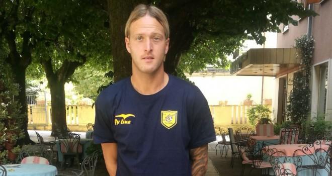 Juve Stabia, fiocco azzurro per un centrocampista gialloblè