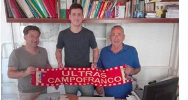 Moreno Tartaglia, Campofranco
