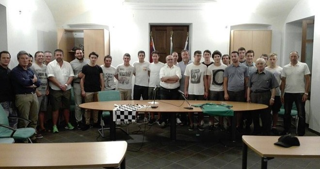 """Presentazioni - VCA, Calamita: """"Coesione e attaccamento agli scacchi"""""""