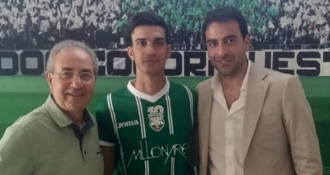 UFFICIALE - Il montemurrese Andrea Lobosco é del Monopoli