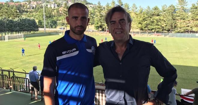 UFFICIALE - F. Andria: preso il centrocampista Quinto