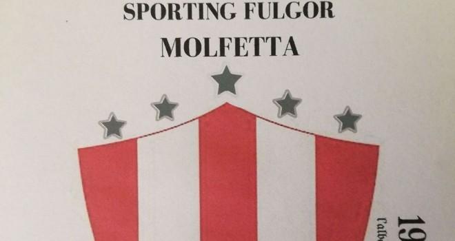 Sporting Fulgor Molfetta: pari-beffa con la Sarnese