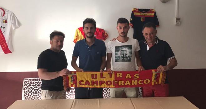 Campofranco. Presentati Mattina, Castaldo e Ginex