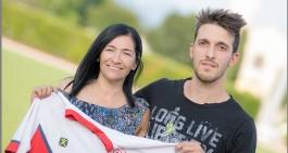 Stefano Pedretti nuovo centrocampista del Saiano