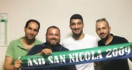 """San Nicola Calcio. Solla: """"Mancano pochi tasselli e siamo completi"""""""