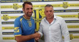 Mazara Calcio, ufficiale il ritorno di Girolamo Ciancimino