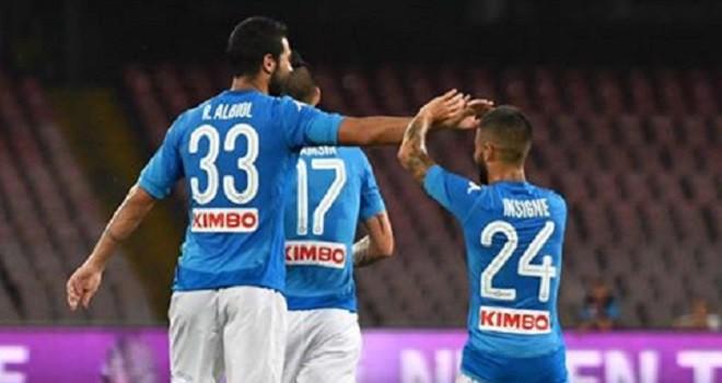 Il Napoli sfata il tabù Preliminari e vola in Champions: 2-0 al Nizza