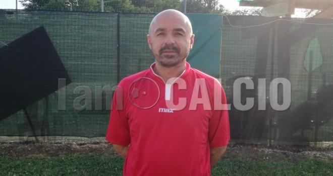 Luca Porcu, tecnico del Verbania