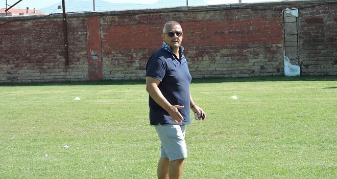 Il Pres. F. Del Prete, Mondragone