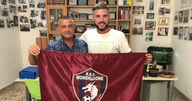 Mondragone. In difesa arriva un top-player