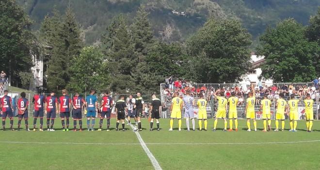 LIVE Genoa-Borgaro: 5-2 il finale