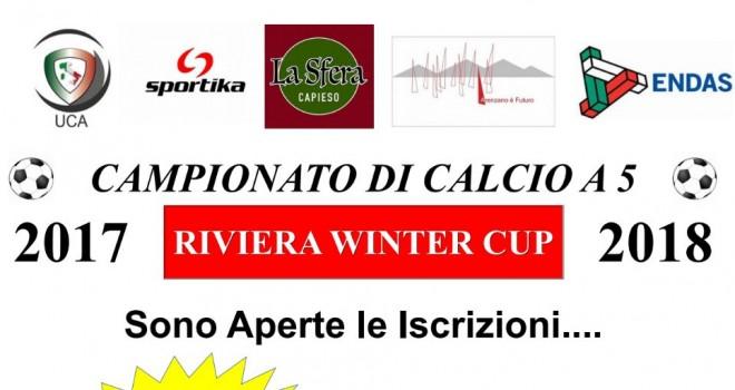 Riviera Winter Cup: il torneo di calcio a 5 fra Arenzano e Cogoleto
