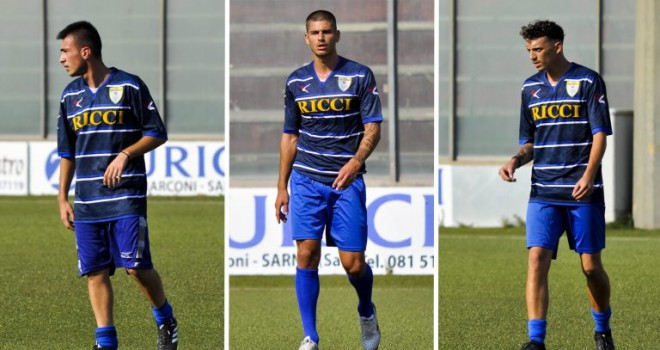 Il Cervo cala il tris: due ex Benevento ed un centrocampista dalla RUS