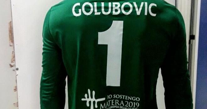 UFFICIALE - Tesserato Golubovic, è lui il portiere del Matera