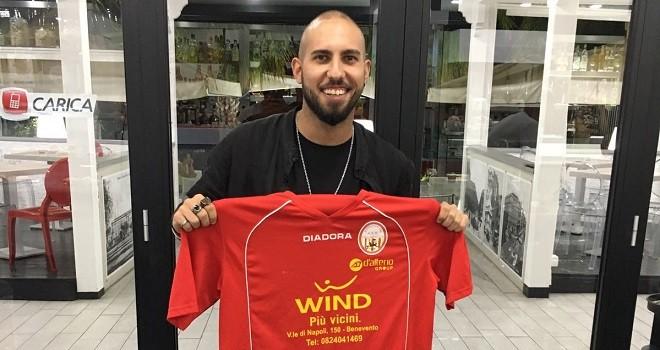 """Villaricca, Correale: """"Prometto il massimo impegno e tanti gol"""""""