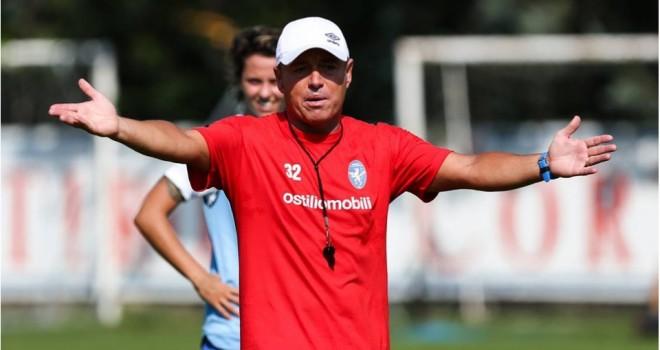 Brescia, terminata la prima settimana di allenamenti