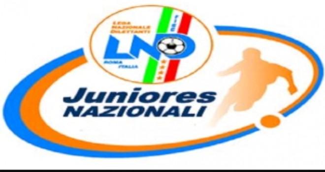 Juniores: Picerno, Francavilla e Potenza inserite nel girone M