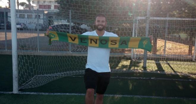 Oraziana Venosa, annunciato il giovane estremo difensore Lioce