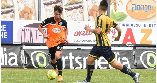 UFFICIALE - Gravina: arriva Cfarku in prestito dalla Fidelis Andria