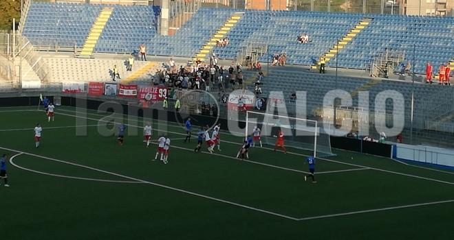 Impresa Piacenza, il Novara abbandona subito la Coppa Italia