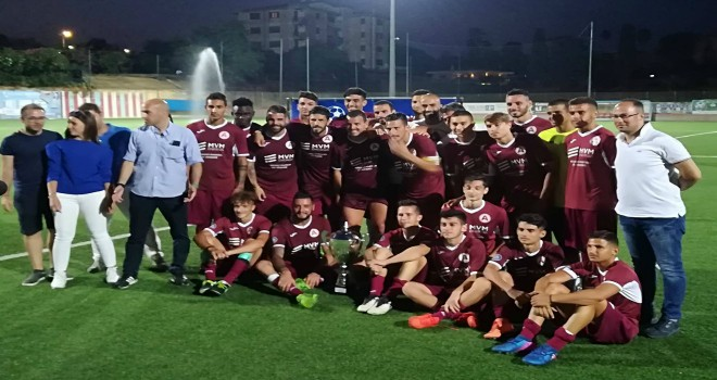 """Memorial Bellavia"",vittoria sofferta dell'Acireale contro Caltagirone"