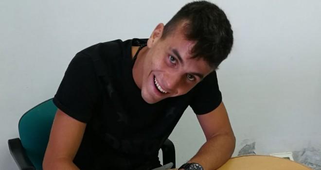 Gabriele Giliberti ha firmato