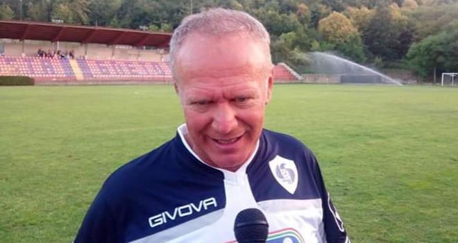 """Cavese, Bitetto: """"Girone H impegnativo, bisogna avere i nervi saldi"""""""