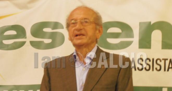 Il presidente dei lacuali Elio Fortis