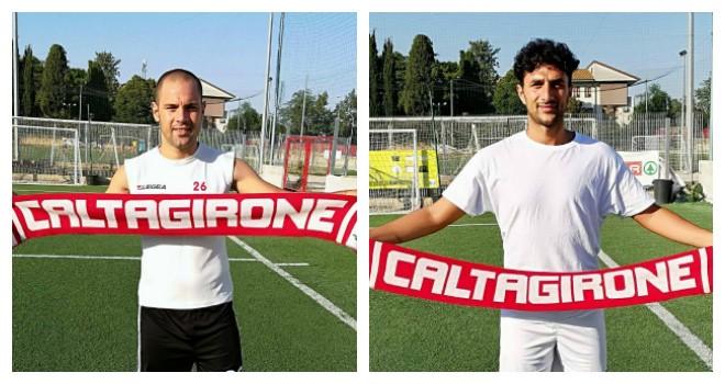 Doppio colpo del Caltagirone Calcio, firmano Ascia e Italiano