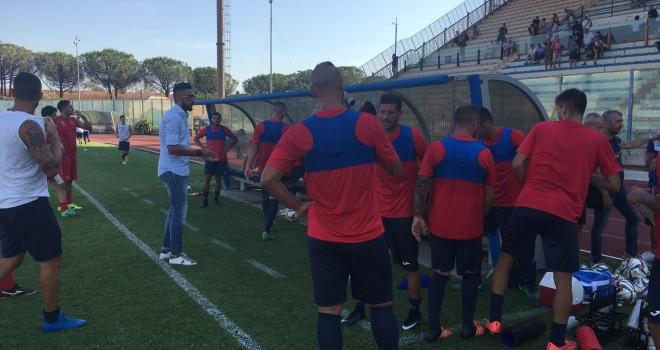 Afragolese, sconfitta in amichevole per 3-2 contro la Casertana