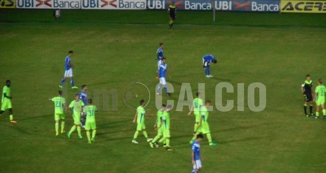 Brescia-Pescara 1-3: le rondinelle sono eliminate dalla Coppa Italia