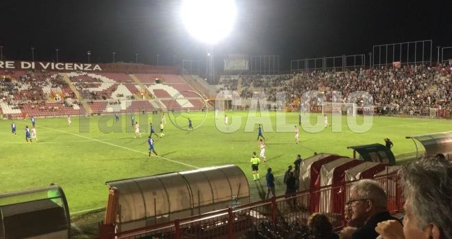 VIDEO - Gli highlights di Vicenza-Foggia