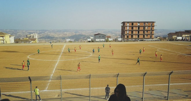 Coppa Italia. 2 - 2 tra Mussomeli e Campofranco