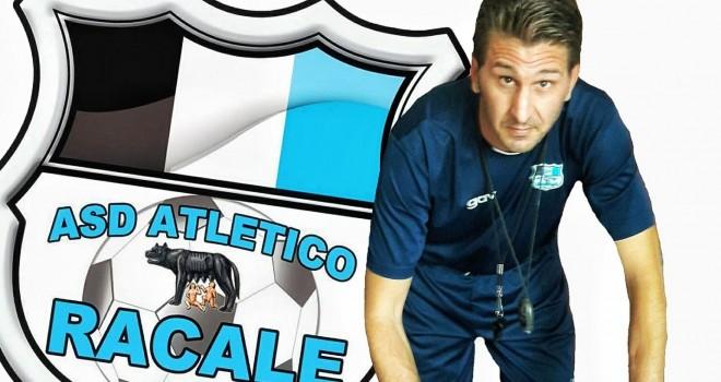 Atletico Racale: mister Corallo confermato per la stagione 2018/19