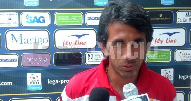 """Sorrento-Eclanese 1-0, Guarracino: """"Sprecato tante occasioni"""""""