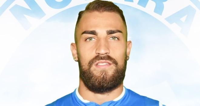 Simone Simeri, ph Novara Calcio