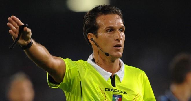Sampdoria-Foggia, designata la terna arbitrale