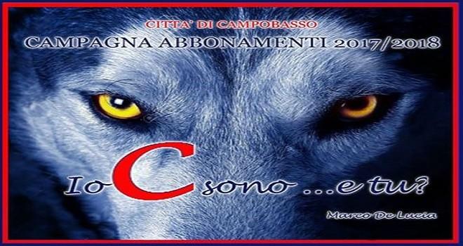 Campobasso, domenica stop alla campagna abbonamenti
