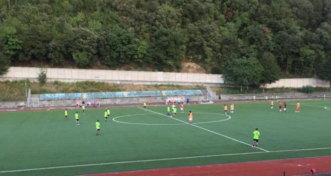 Soccer Lagonegro, amichevole alle 18 contro il Campagna
